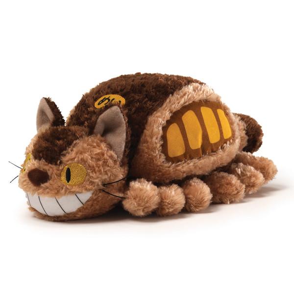 Fluffy Cat Bus My Neighbor Totoro Plush