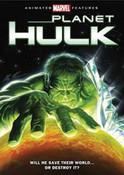 Planet Hulk DVD