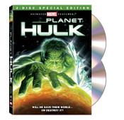 Planet Hulk Special Edition DVD