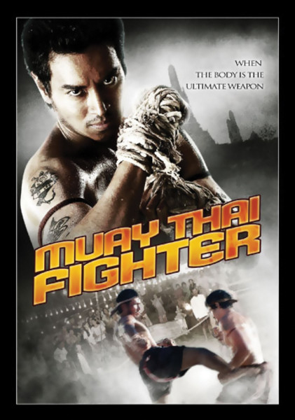 Muay Thai Fighter DVD