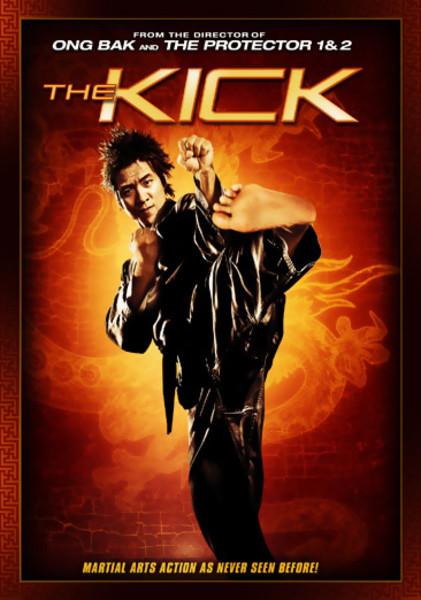 The Kick DVD
