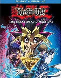 YuGiOh! The Dark Side of Dimensions Blu-ray 031398265382