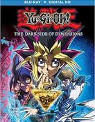 Yu-Gi-Oh! The Dark Side of Dimensions Blu-ray