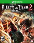 Attack on Titan 2 Xbox One Game