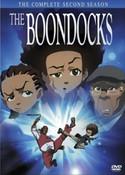 Boondocks The Complete 2nd Season DVD