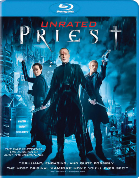 Priest Blu-ray (Unrated)
