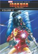 Iron Man DVD 2