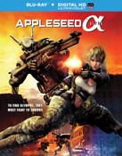 Appleseed Alpha Blu-ray