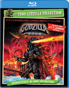 Godzilla 2000 Blu-ray