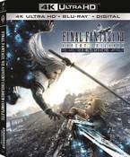 Final Fantasy VII Advent Children 4K HDR/2K Blu-ray