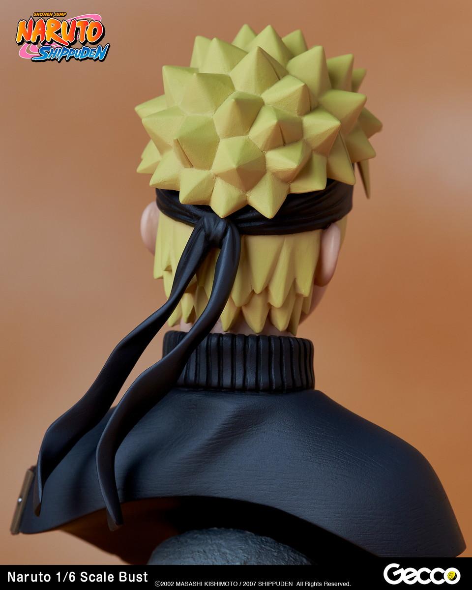 Naruto Uzumaki Naruto Shippuden Bust Figure