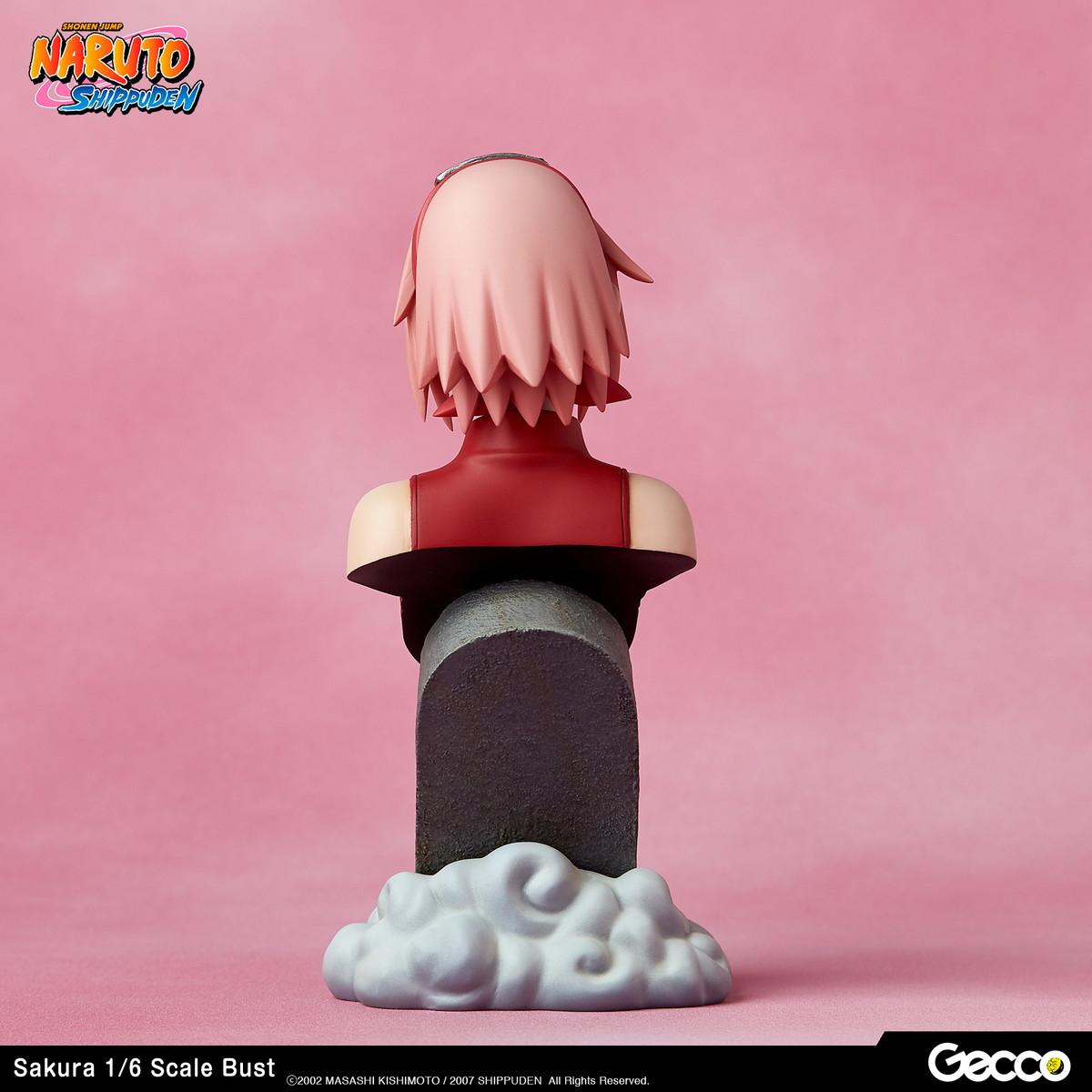 Sakura Haruno Naruto Shippuden Bust Figure