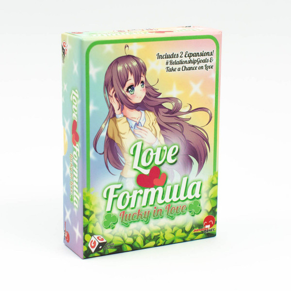 Love Formula Lucky In Love Expansion Game
