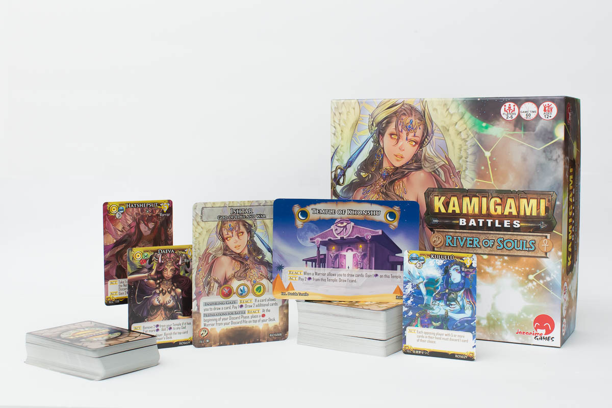 Kamigami Battles River of Souls