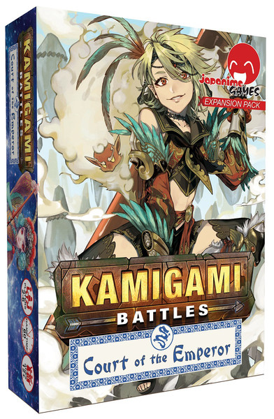 Kamigami Battles Court of the Emperor Expansion Game