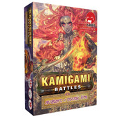 Kamigami Battles Avatars of Cosmic Fire Expansion Game