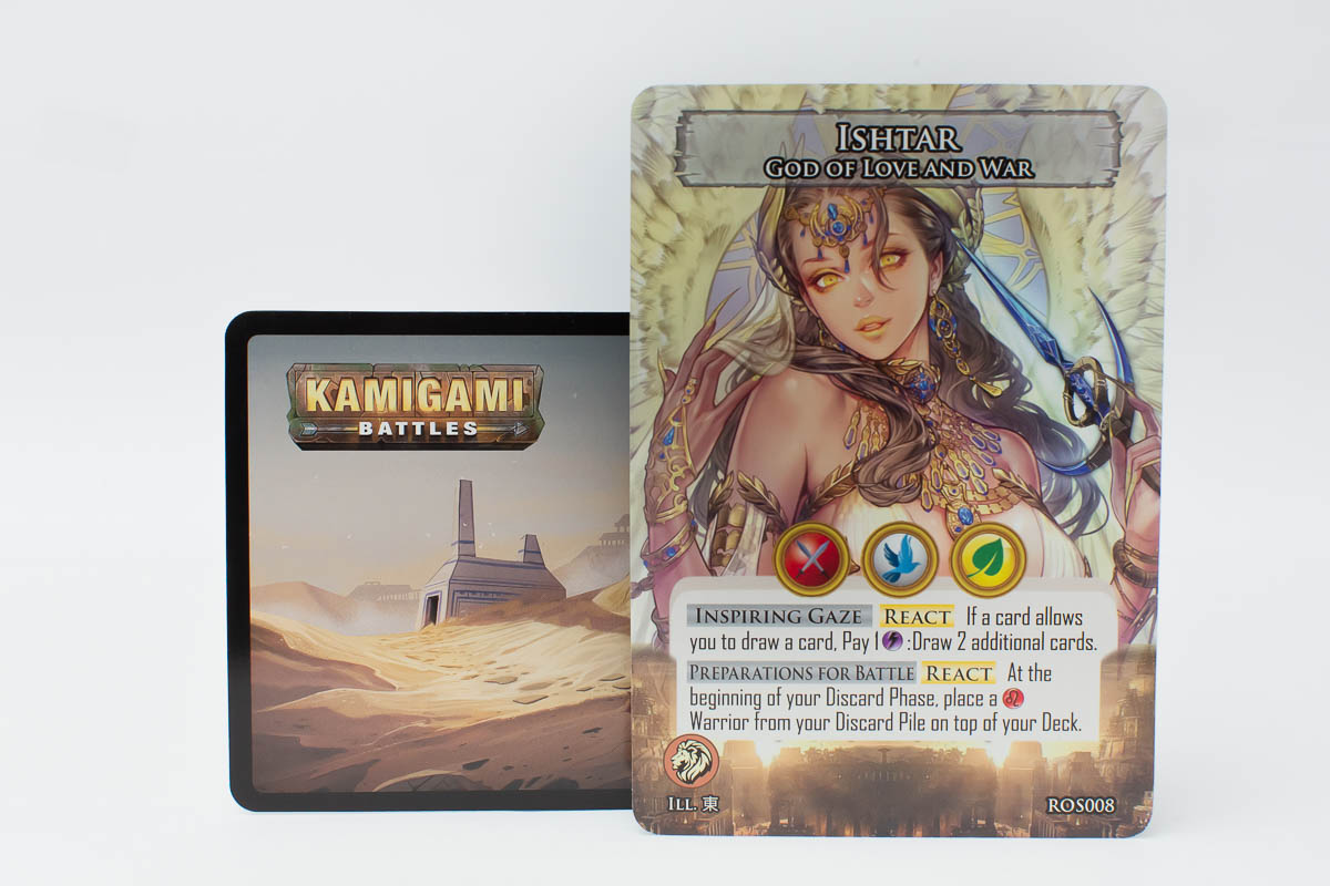 Kamigami Battles River of Souls Game