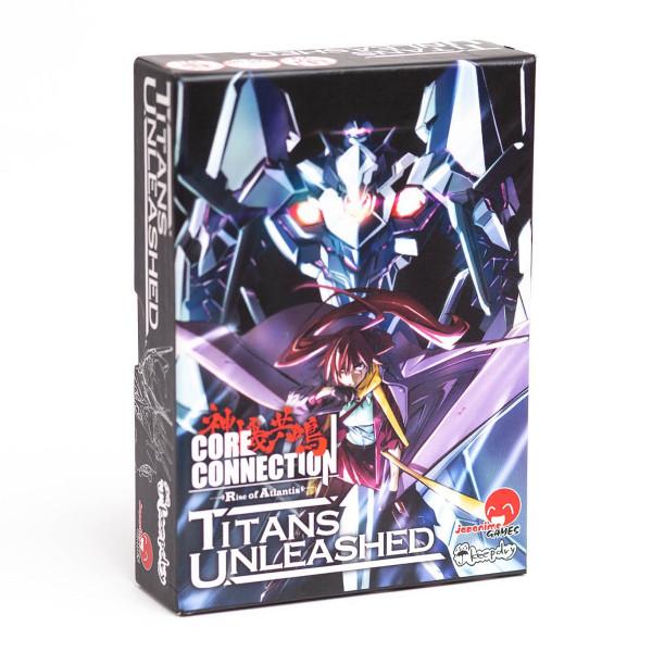 Core Connection Titans Unleashed Expansion Game