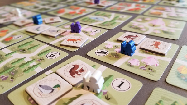 The Tree Lined Avenue Game