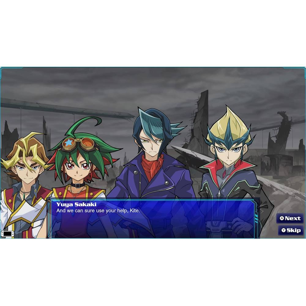 Yu-Gi-Oh! Legacy of the Duelist Link Evolution Nintendo Switch Game