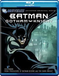 Batman Gotham Knight Blu-ray 085391179511