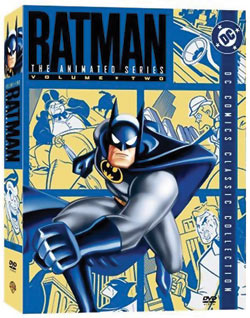Batman The Animated Series Collection 2 DVD 085393162528