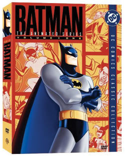 Batman The Animated Series Collection 1 DVD 085393189624
