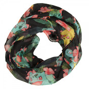 Floral Pokemon Infinity Scarf