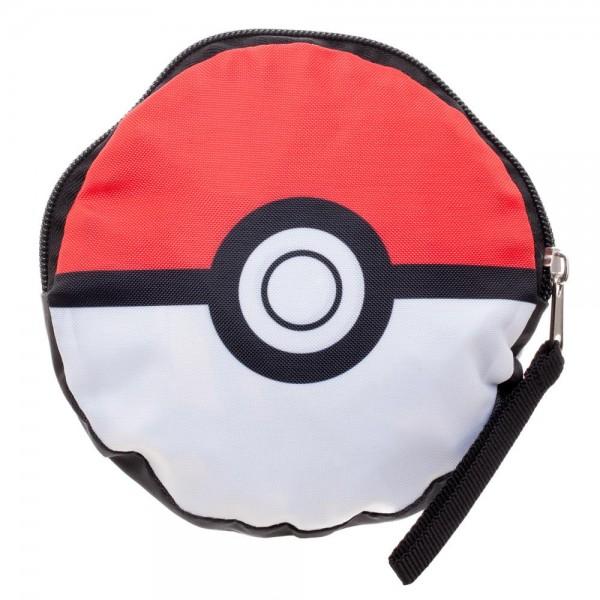 Pokeball to Pikachu Pokemon Collapsible Tote Bag