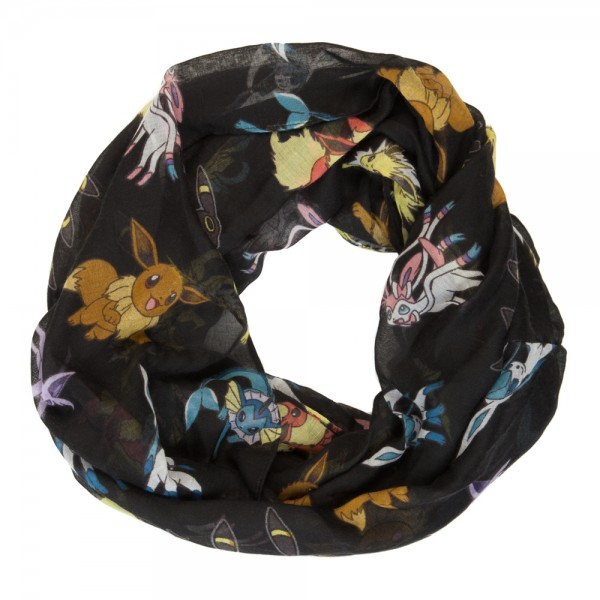 Eevee Evolution Pokemon Infinity Scarf