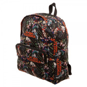 Collage My Hero Academia Packable Backpack