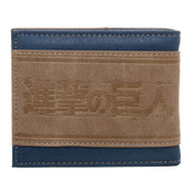 Scout Regiment Attack on Titan Wallet