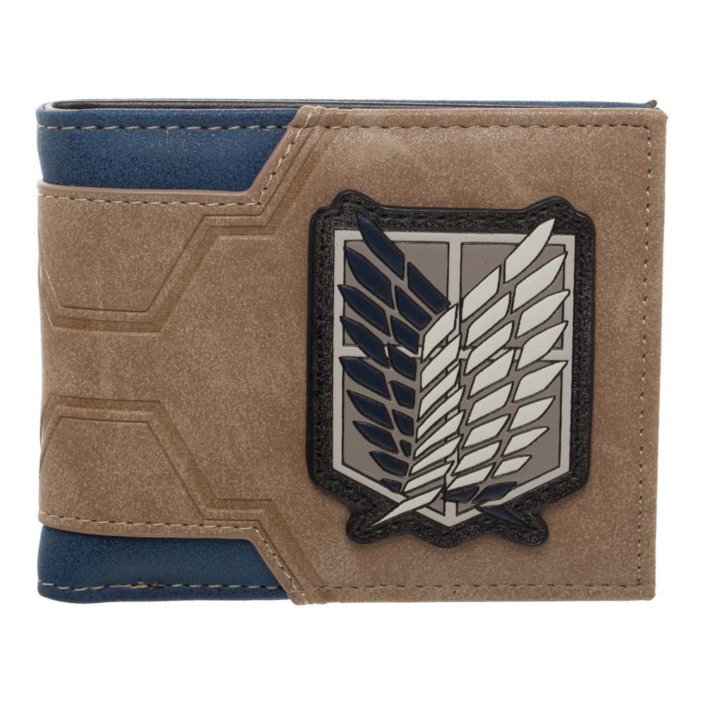 Scout Regiment Attack on Titan Bi-Fold Wallet