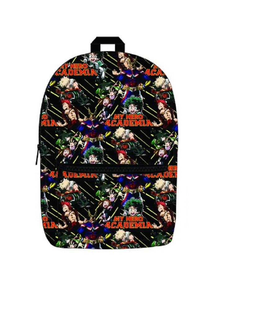 All Over Print My Hero Academia Sublimated Backpack