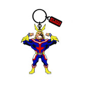 All Might My Hero Academia Keychain