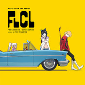 FLCL Progressive/Alternative Vinyl Soundtrack
