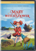 Mary and The Witch's Flower DVD
