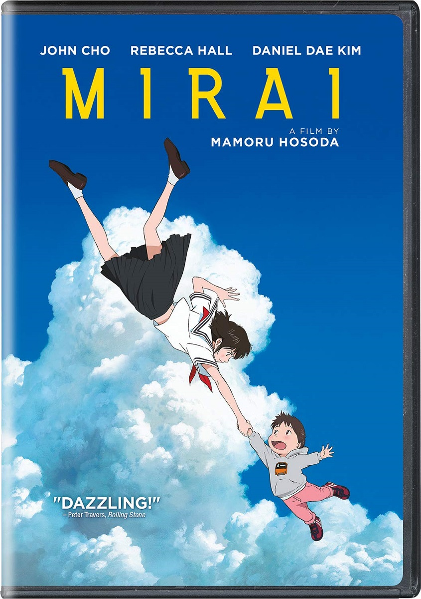 Mirai DVD