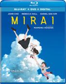 Mirai Blu-ray/DVD