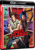 Scott Pilgrim vs. the World 4K HDR/2K Blu-ray