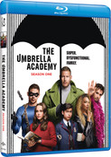 The Umbrella Academy Season 1 Blu-ray