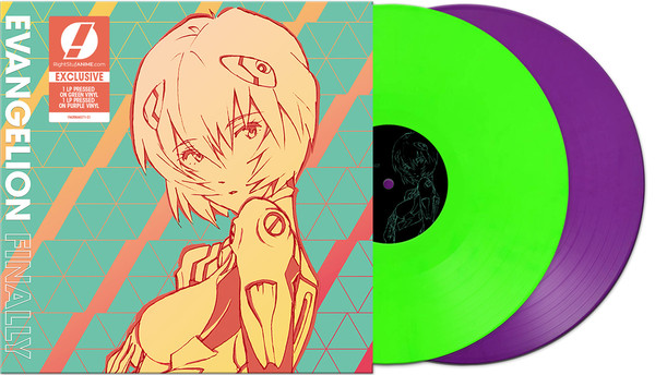 Evangelion Finally Vinyl Soundtrack