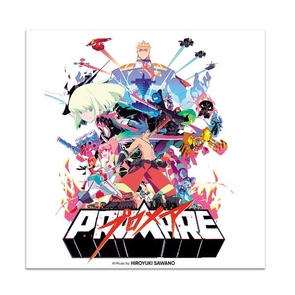 Promare Vinyl Soundtrack