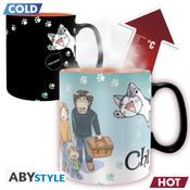 Chi's Sweet Home Magic Heat Changing Mug