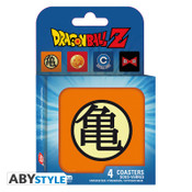 Symbols Dragon Ball Z Coaster Set