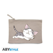 Chi's Sweet Home Grey Cosmetic Case