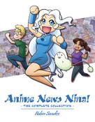 Anime News Nina The Complete Collection Manga (Hardcover) (Color)