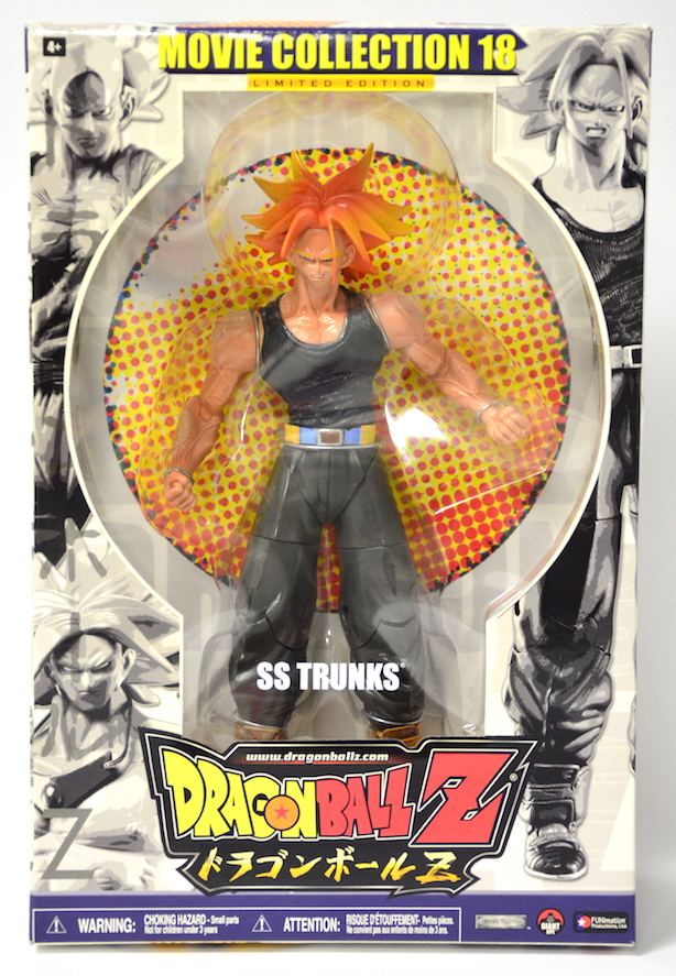 Trunks Movie Collection Series 18 Dragon Ball Z Figure 400000010304