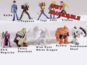Celtic Guardian YuGiOh Action Figure Series 1 400000010359