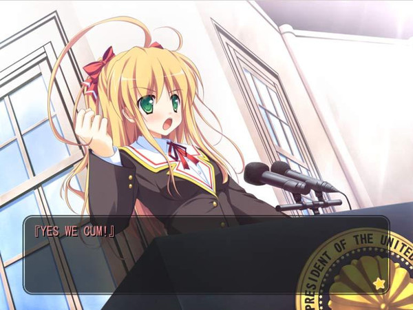 My Girlfriend is the President DVD-ROM Game (Windows)